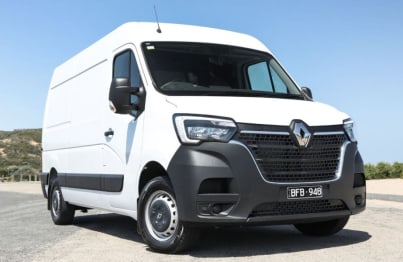 2021 Renault Master Commercial Pro LWB FWD (120kW) L3H2