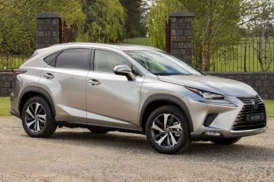 2021 Lexus NX SUV NX300H Sports Luxury Hybrid (awd)