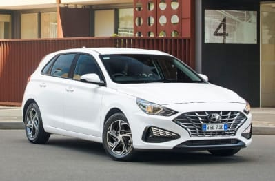 2021 Hyundai I30 Hatchback (base)