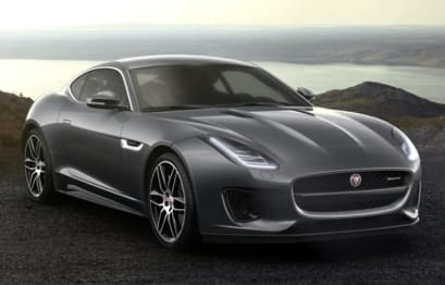 2021 Jaguar F-Type Coupe 2.0 R-Dynamic RWD (221KW)