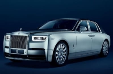 2021 Rolls-Royce Phantom Sedan EWB