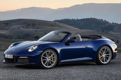 2021 Porsche 911 Convertible Turbo
