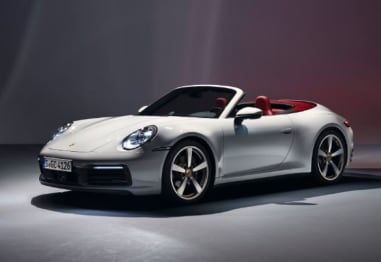 2021 Porsche 911 Convertible Carrera