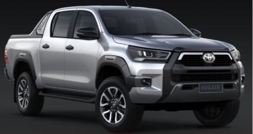 2021 Toyota HiLux Ute Rogue (4X4)