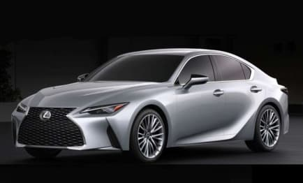 2021 Lexus IS Sedan IS300 Luxury +EP1