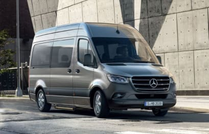2021 Mercedes-Benz Sprinter Other 414CDI VS30 MWB RWD Transfer