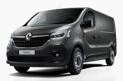 2021 Renault Trafic Commercial L1 SWB PRO (85KW)