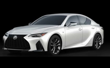 2021 Lexus IS Sedan IS350 F Sport +EP1