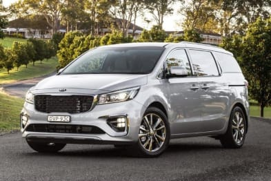 2021 Kia Carnival People mover Platinum