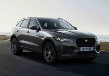2021 Jaguar F-Pace SUV 25D Chequered Flag AWD (177KW)