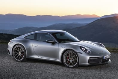 2021 Porsche 911 Coupe Carrera S