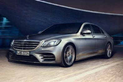 2021 Mercedes-Benz S-Class Sedan S560