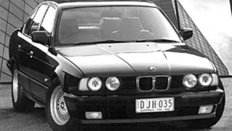 BMW 535is 1990