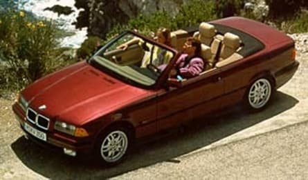 2000 BMW 3 Series Convertible 328i High-Line