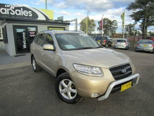 Hyundai Santa Fe for Sale Sydney NSW | carsguide