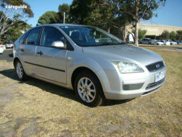 2007 Ford Focus Lx For Sale 4 790 Automatic Hatchback Carsguide