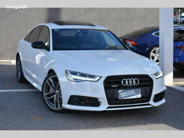 2017 Audi A6 Black Edition S Tronic Quattro For Sale $73,888 Sedan