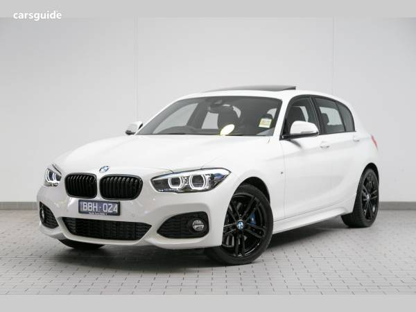 2019 Bmw 125i M Sport Shadow Edition For Sale 49 900 Hatchback