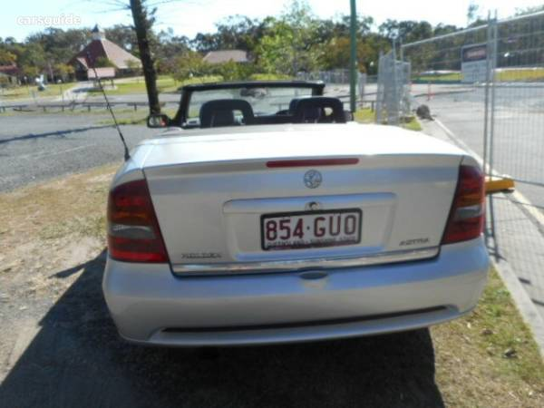 2003 Holden Astra Convertible For Sale  5 990 Automatic