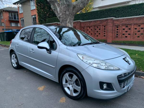 2011 Peugeot 207 XT For Sale $8,750 Automatic Hatchback | carsguide