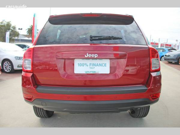 Jeep Compass 5 Seater SUV for Sale , page 4   carsguide