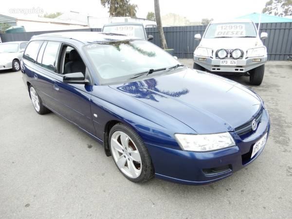 Holden Commodore Vz Station Wagon for Sale | carsguide