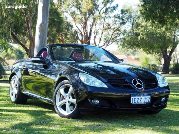 Mercedes-benz Slk-class Convertible for Sale | carsguide