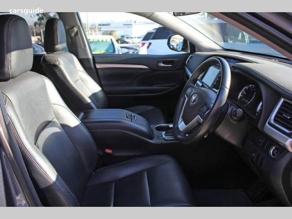 Toyota Kluger SUV for Sale Perth WA | carsguide