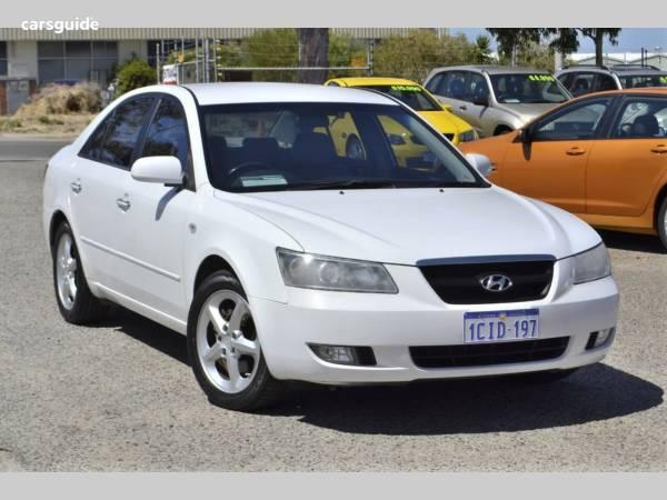 2006 Hyundai Sonata Elite For Sale 4 990 Automatic Sedan