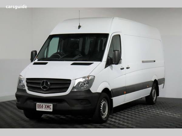 Used Mercedes-benz Sprinter 4x4 Ambulance for Sale Brisbane