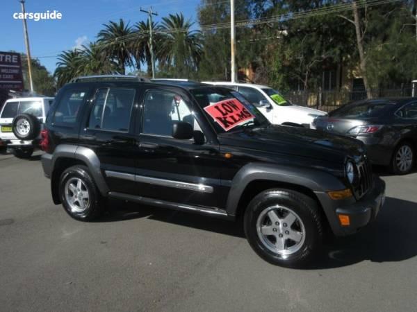 Jeep Cherokee Sport For Sale >> 2006 Jeep Cherokee Sport 4x4