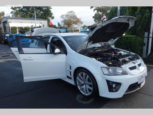 Hsv Clubsport for Sale Melbourne VIC   carsguide