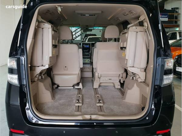Toyota Vellfire 5 Seater SUV for Sale | carsguide