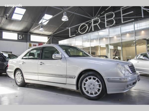 Mercedes-benz E-class W210 for Sale | carsguide