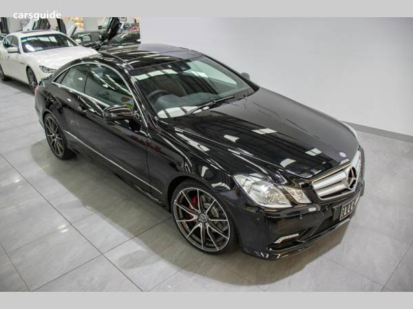 2010 Mercedes-Benz E350 Avantgarde