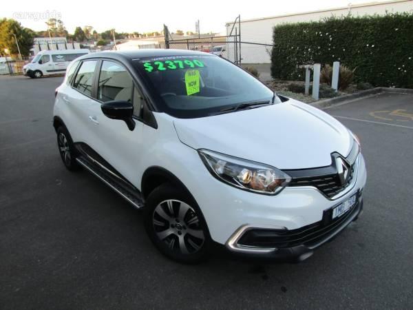 2017 Renault Captur ZEN For Sale $23,790 Automatic SUV   carsguide