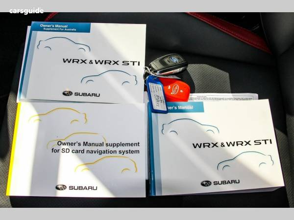 2017 Subaru WRX STI Premium