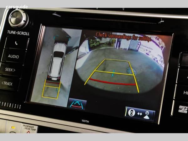 Toyota Prado for Sale with GPS | carsguide