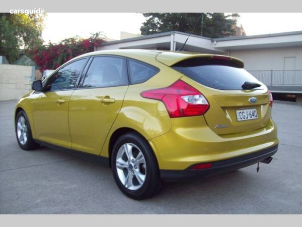 2012 Ford Focus Trend