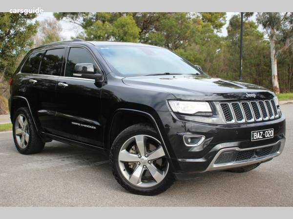 Jeep Grand Cherokee for Sale Melbourne VIC | carsguide