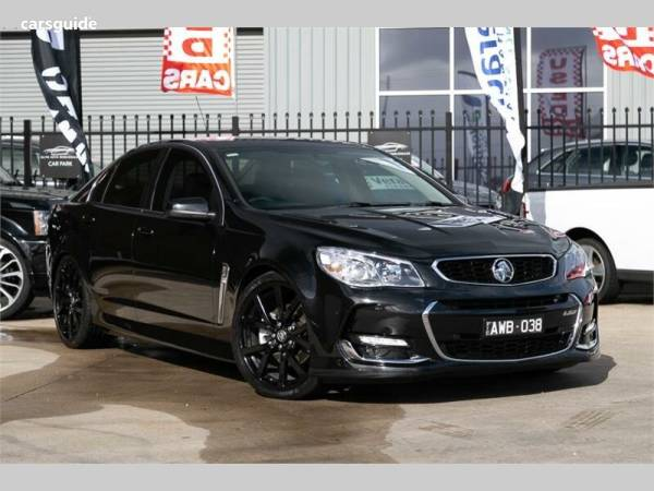 2015 Holden Commodore SS For Sale 39 990 Manual Sedan