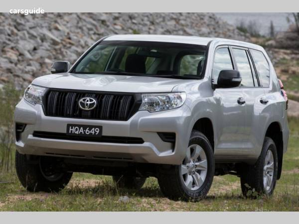 2019 Toyota Landcruiser Prado Gx 7 Seat 4x4 For Sale 56 040