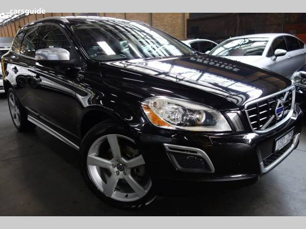 2013 Volvo Xc60 D5 Teknik R Design For Sale 29 888 Automatic Suv