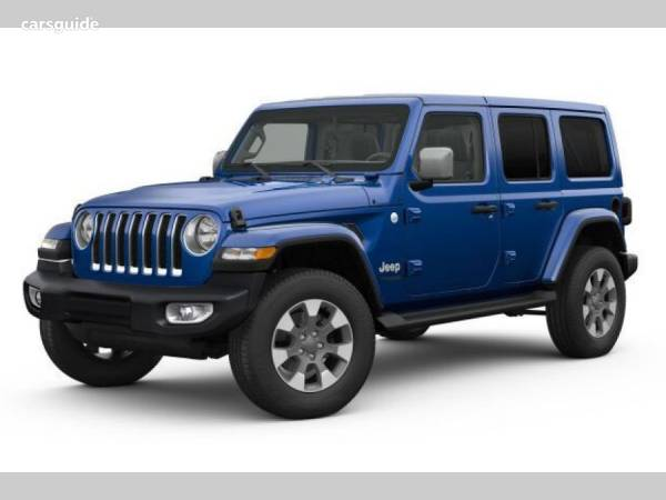 2019 Jeep Wrangler Unlimited Overland 4x4 For Sale 61 950