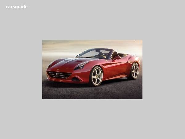 Ferrari California T >> New Ferrari California For Sale Carsguide
