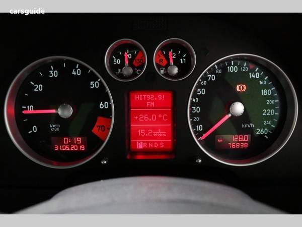 2005 Audi TT S-Line