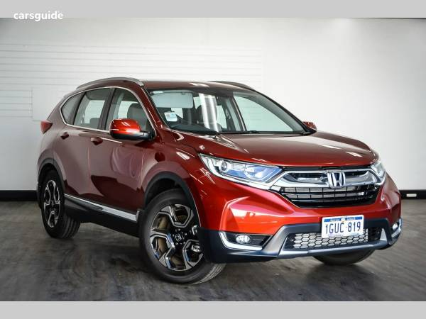 2018 Honda CR-V VTI-L7 (2WD) For Sale $37,800 Automatic SUV