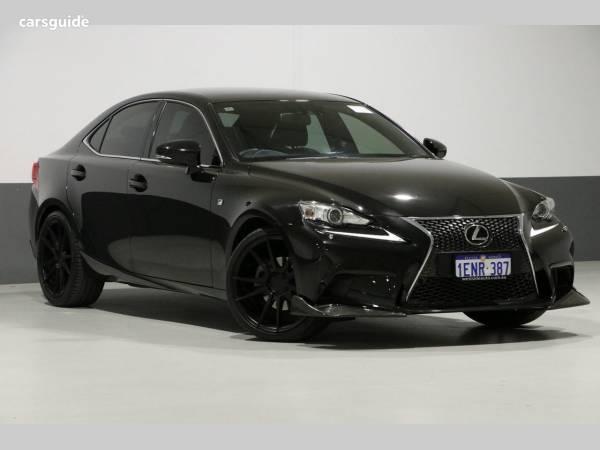 2013 Lexus IS250 F Sport For Sale $28,990 Automatic Sedan | carsguide