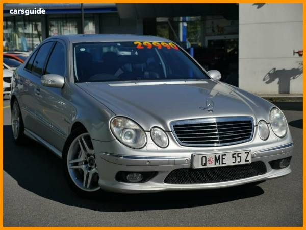 2004 Mercedes-Benz E55 AMG For Sale $29,990 Automatic Sedan | carsguide