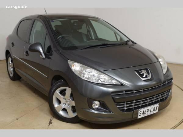 2011 Peugeot 207 XT For Sale $8,990 Automatic Hatchback